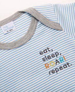 CONJUNTO EAT SLEEP ROAR